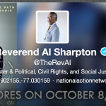 Health lessons from Reverend Al Sharpton…