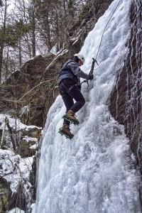 lisa+climbing