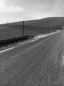 The long road of Ventoux