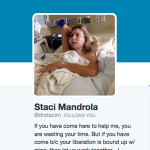 Introducing Dr. Staci Mandrola — @DrStaciM