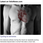 The cardiac dangers of excess exercise